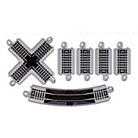HO Scale Cross Track Pack Train Accessory Set