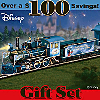 Magic Of Disney Express Train Set