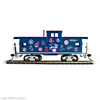 MLB Caboose Train Accessory
