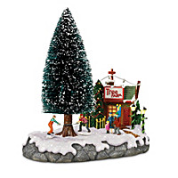 Christmas Tree Farm Sculpture