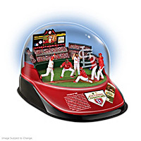 St. Louis Cardinals World Series Signature Moment Sculpture