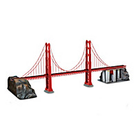 Golden Gate Bridge Sculpture