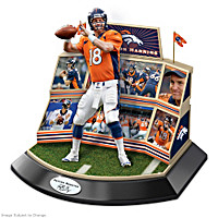 NFL Legends Of The Game Peyton Manning Sculpture