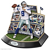 NFL Legends Of The Game Tony Romo Sculpture