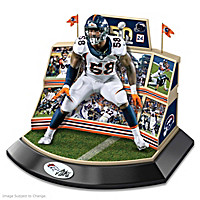Von Miller Super Bowl 50 Signature Moments Sculpture