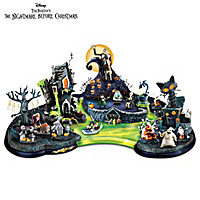 Disney The Nightmare Before Christmas Halloween Town Lagoon