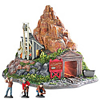 Silverton Mine Landscape Sculpture