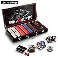 Sons Of Anarchy Poker Set