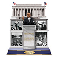 Dr. Martin Luther King Jr. I Have A Dream Sculpture