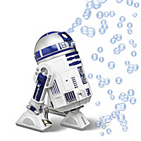The R2-D2 Bubble Machine