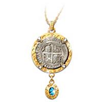 Sao Jose Sunken Treasure Pendant Necklace