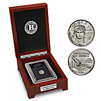 The First U.S. Platinum $10 Coin