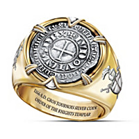 The Crusader Ring Of Valor Ring