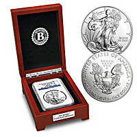 The Secret American Eagle Silver Dollar Coin