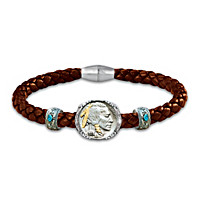 The Indian Head Nickel Men's Bracelet