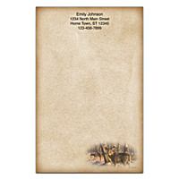 Winter Calm Large Note Pads