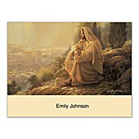 Jesus, Light Of The World Folded Note Cards