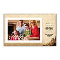 Jesus, Light Of The World Photo Insert Cards