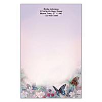 Lena Liu's Enchanted Wings Large Note Pads