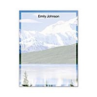 America's National Parks Small Note Pads