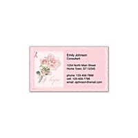 Hope Springs Eternal Social Calling Cards