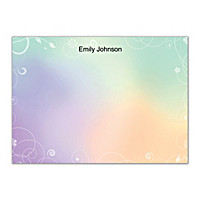 Reflections Flat Note Cards