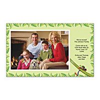 Froggy Fun Photo Insert Cards