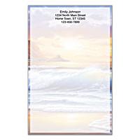Hawaiian Sunsets Large Note Pads