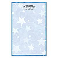 Shining Stars Large Note Pads