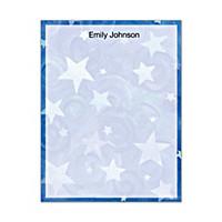 Shining Stars Small Note Pads