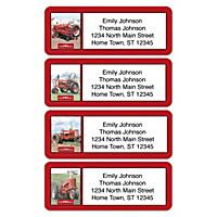 Farmall Address Labels