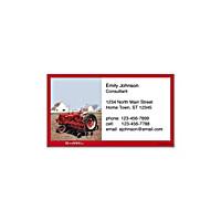 Farmall Social Calling Cards