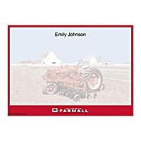 Farmall Flat Note Cards