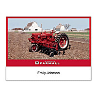 Farmall Folded Note Cards