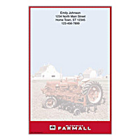 Farmall Large Note Pads