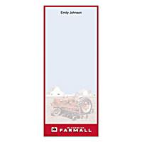 Farmall List Note Pads