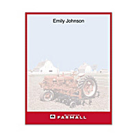 Farmall Small Note Pads