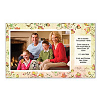 Live, Laugh, Love, Learn Photo Insert Cards