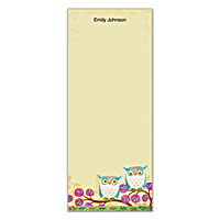 Challis & Roos Awesome Owls List Note Pads