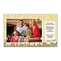 Challis & Roos Awesome Owls Photo Insert Cards