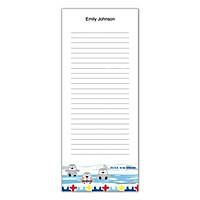 Autism: Imagine List Note Pads