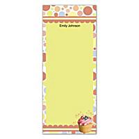 Cupcake Craze List Note Pads