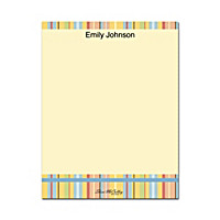 Stripes Small Note Pads