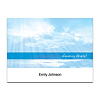 New Day Folded Note Cards