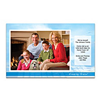 New Day Photo Insert Cards