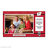 University of Wisconsin Photo Insert Cards