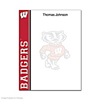University of Wisconsin Small Note Pads