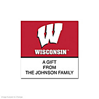 University of Wisconsin Square Labels
