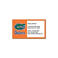 University of Florida Social Calling Cards