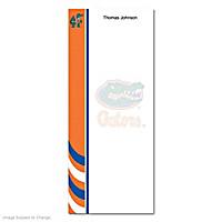 University of Florida List Note Pads